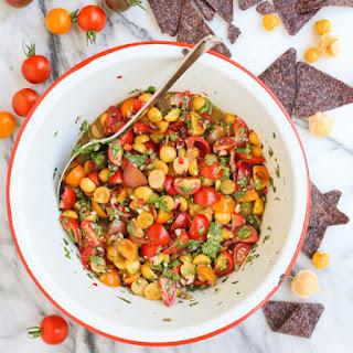 Cherry Tomato Salsa Recipes