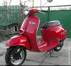 продам мотоцикл в ПМР Honda Giorno
