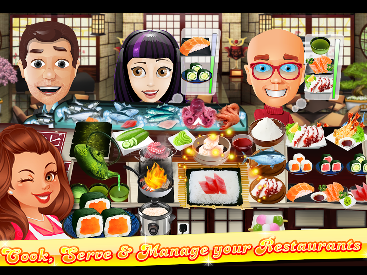 The Cooking Game Screenshot 8