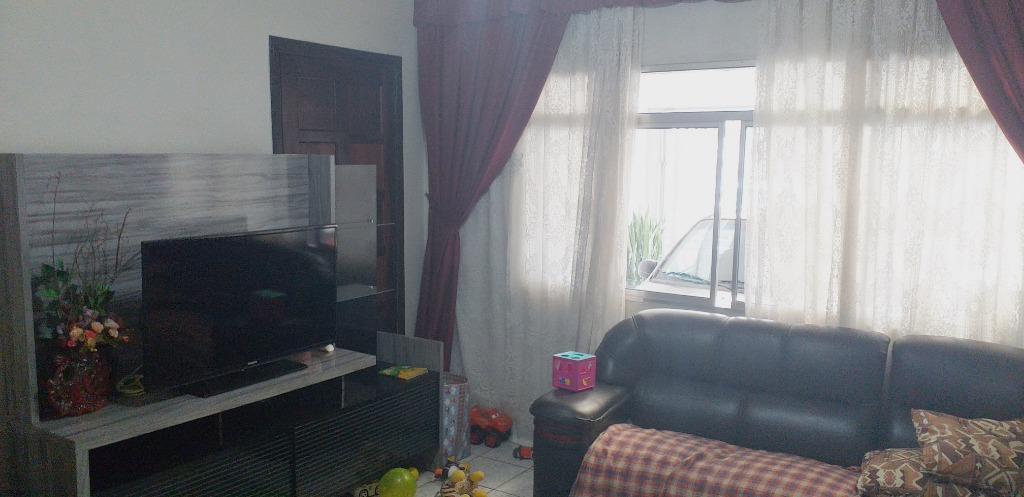 Casa com 2 dormitórios à venda, 113 m² por R$ 320.000,00 - Jardim Itapoan - Santo André/SP