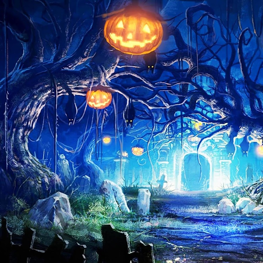 Raindrops Live Wallpaper: Download Halloween Live Wallpaper For PC