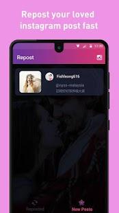 IG Repost Elf - Repost for instagram