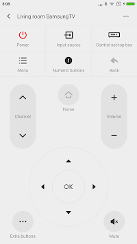 Mi Remote Controller For TV/AC APK screenshot thumbnail 3