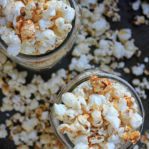 Smokey Spiced Chili Lime Popcorn