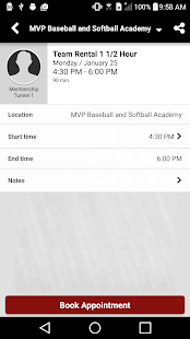 MVPBaseballandSoftballAcademy - screenshot