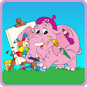 App Animal Coloring Pages for kids APK for Windows Phone