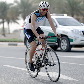 Bike Happiness Exercise by Samir Belhocine - Sports & Fitness Cycling