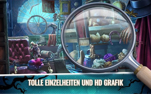 Haunted House Secrets Wimmelbild-Spiele Mystery Game android spiele download