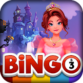 Bingo Magic Kingdom: Fairy Tale Story
