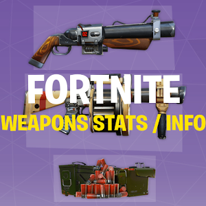 Weapons Stats/Info/Guides - Fortnite Battle Royale