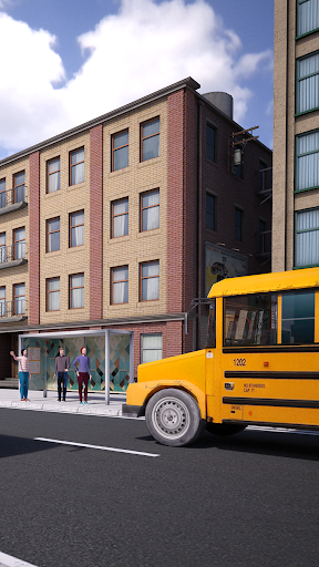 Bus Simulator PRO 2016 - screenshot