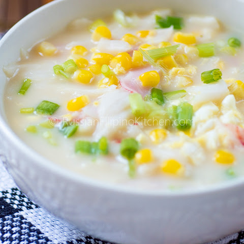 Creamy Crab and Corn Soup