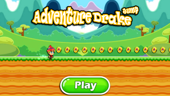 Adventure Drake Jump - screenshot