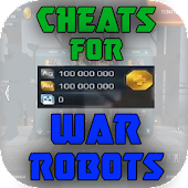 APK App Cheats For War Robots Prank! for iOS