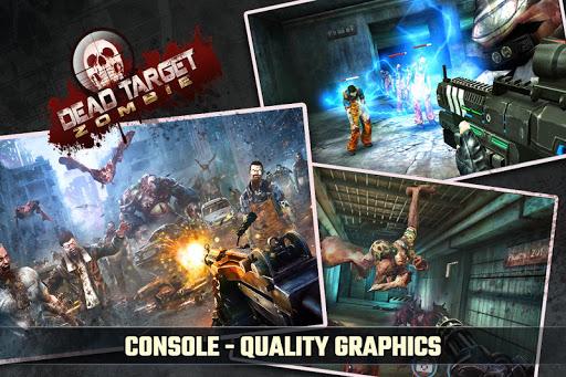 DEAD TARGET: FPS Zombie Apocalypse Survival Games screenshot 2