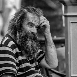 by Sotiris Sotiriou - People Portraits of Men