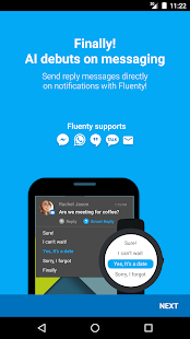 Fluenty Screenshot