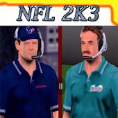 Guide for NFL 2K3