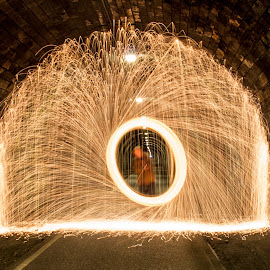 by Jimmy White - Abstract Fire & Fireworks