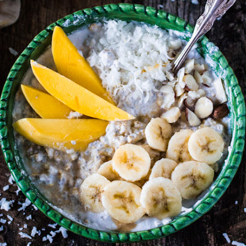 Brazilian-Inspired Overnight Oats