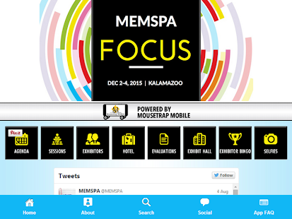 MEMSPA - screenshot