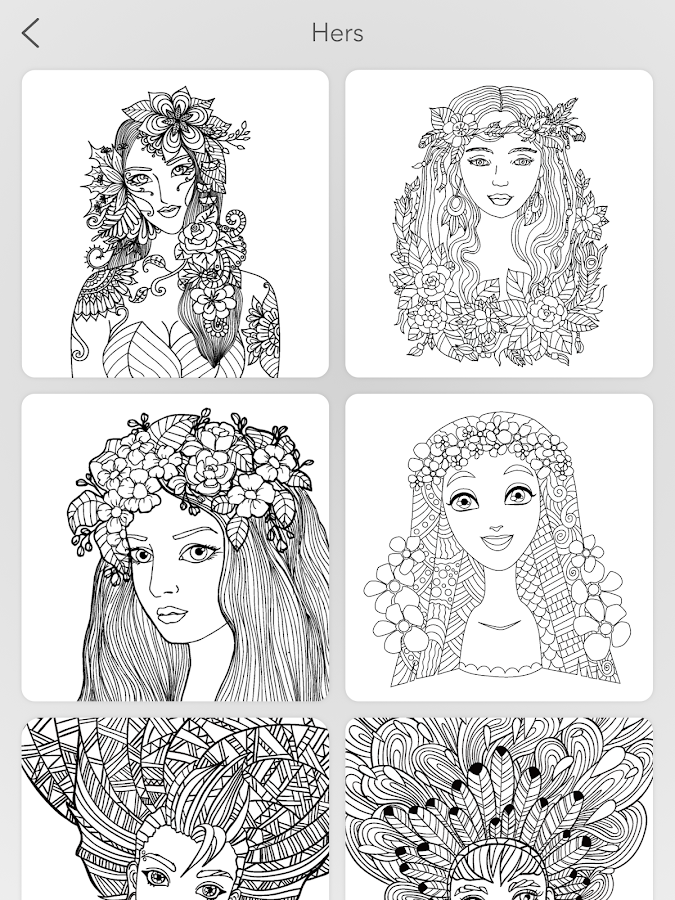 Garden Coloring Book Screenshot 14