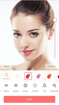 Beauty4U- Selfie Editor&Camera APK screenshot thumbnail 3