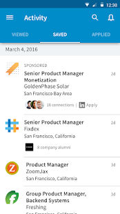 App LinkedIn Job Search apk for kindle fire
