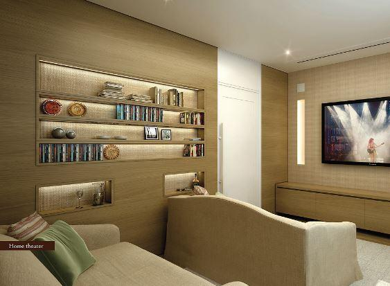 Perspectiva do Home Theater
