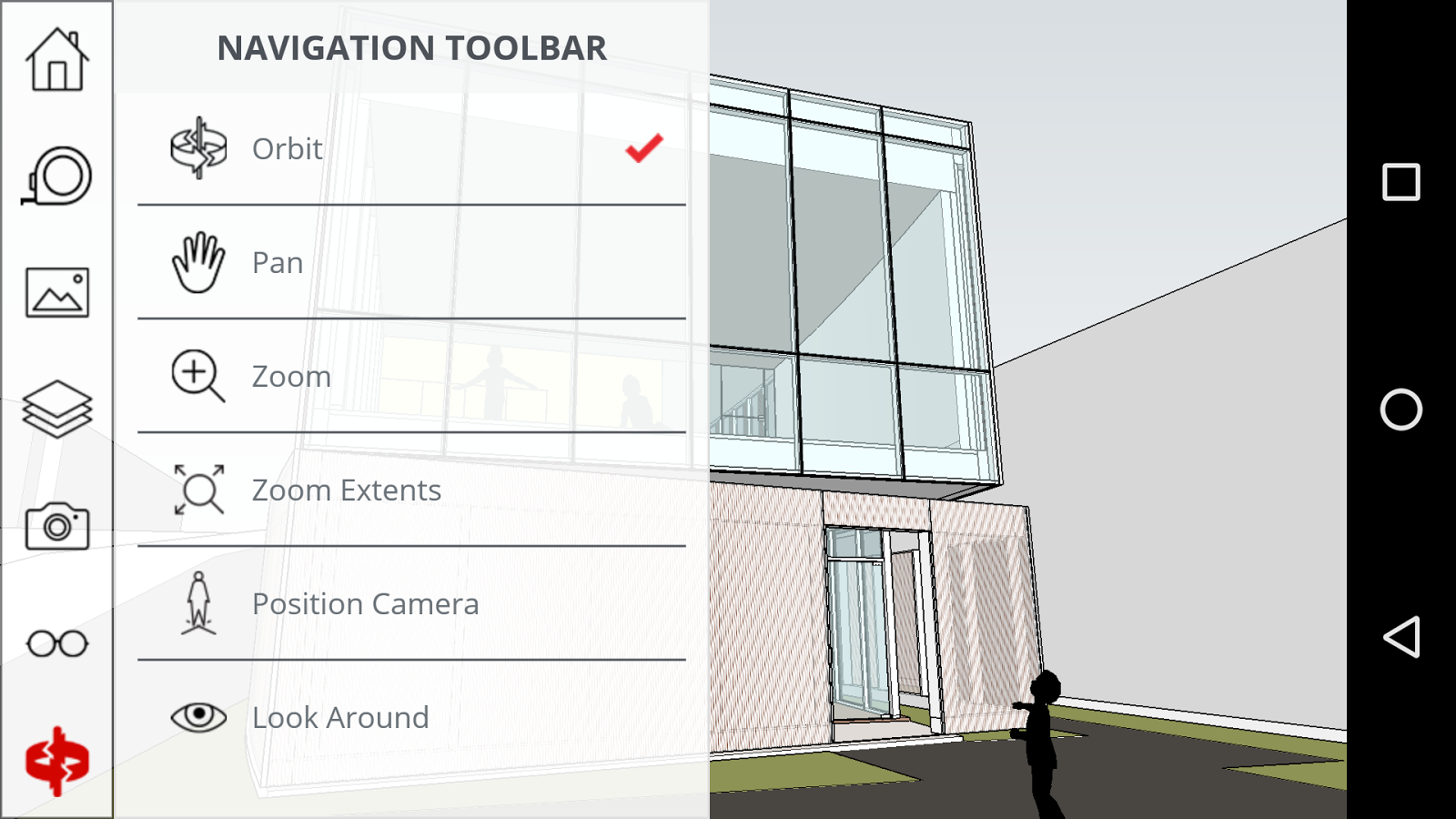 SketchUp Viewer Screenshot 3