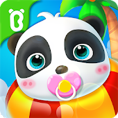 Free Download Talking Baby Panda - Kids Game APK for Samsung