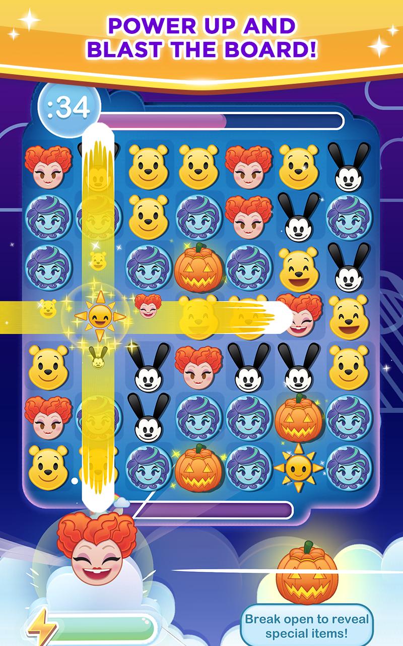 Disney Emoji Blitz Screenshot 8