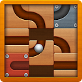 Game Roll the Ball® - slide puzzle APK for Kindle