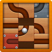 Roll the Ball&#8482 - slide puzzle