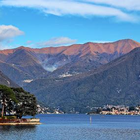 Lago di Como by Francis Xavier Camilleri - Landscapes Travel