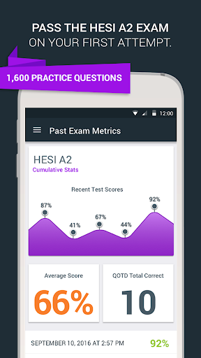 HESI A2 Exam Prep 2017 Edition For PC