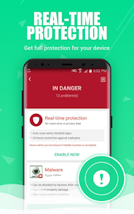 App Antivirus Doctor - Clean & Boost APK for Windows Phone