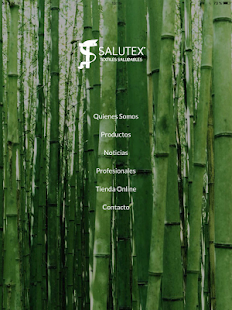 Salutex - screenshot