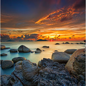 Die Hard by Andre Adhie - Landscapes Waterscapes