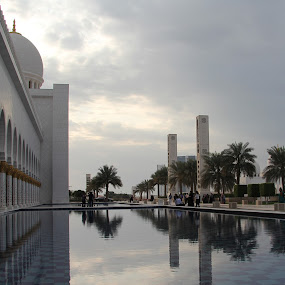 Sheikh Zayed Mosque by Murshalin Ahmed - Buildings & Architecture Architectural Detail