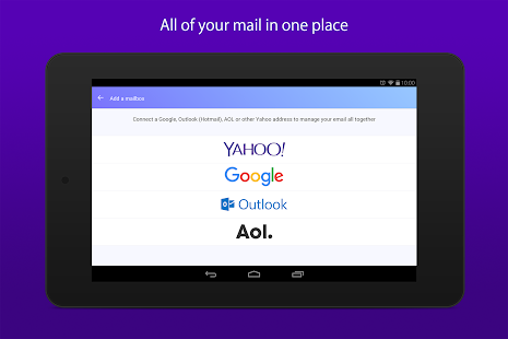 Download Android App Yahoo Mail – Stay Organized! for Samsung