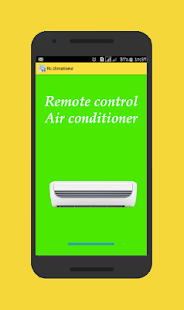 Remote Control Air Conditioner - screenshot
