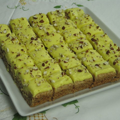 Norwegian Confectionery Cake,