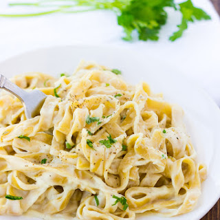 Gluten Free Alfredo Sauce Recipes