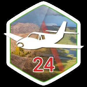 Cover art Flight Recorder 24