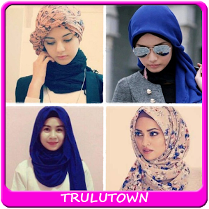 New Hijab Style For Fashion
