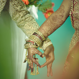 Love by Subir Majumdar - Wedding Bride & Groom
