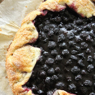 Saskatoon Berry Dessert Recipes