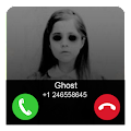 Ghost Fake Call APK for Bluestacks
