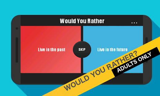 Game Would You Rather? Adults apk for kindle fire